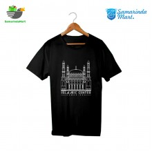 Kaos Jukut Islamic Center Hitam