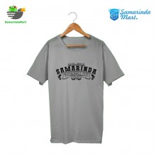 Kaos Jukut SAMARINDA WATERFRONT CITY GREY